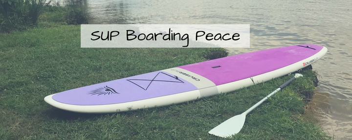 SUP Boarding Peace